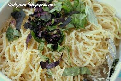 ... Basil Pasta | The Angelic Pasta | Pinterest | Basil, Basil Pasta and