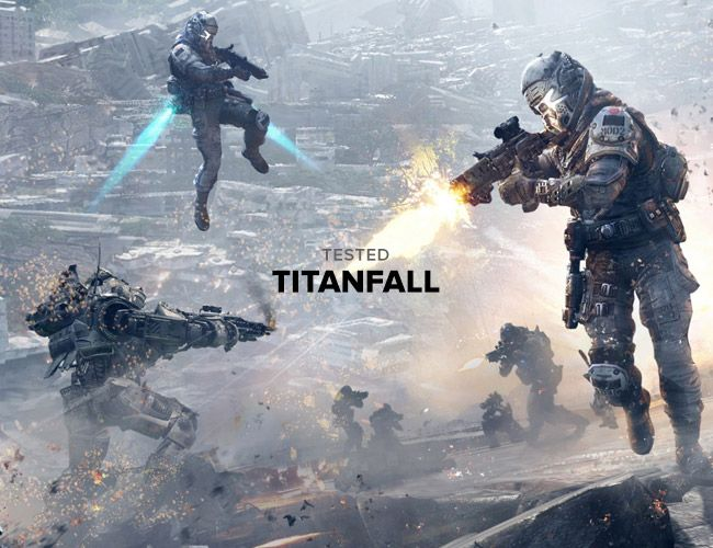 We review Titanfall, the biggest Xbox One release to date.