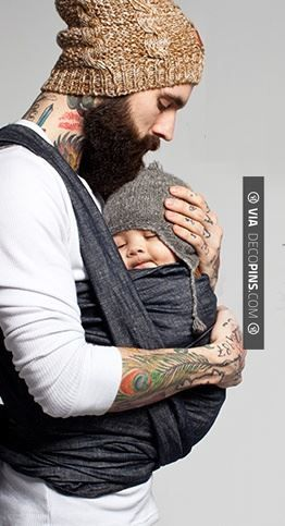 Nice !! *_*  No greater calling for a man is fatherhood.