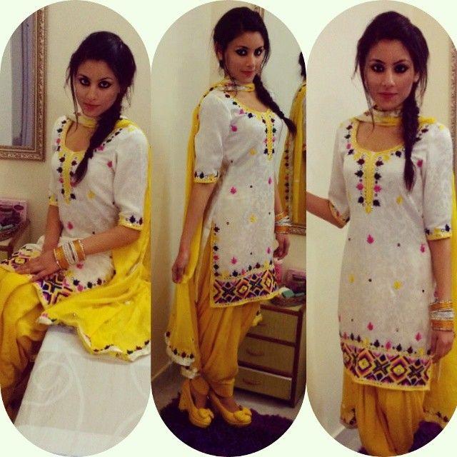 #Punjabi suit