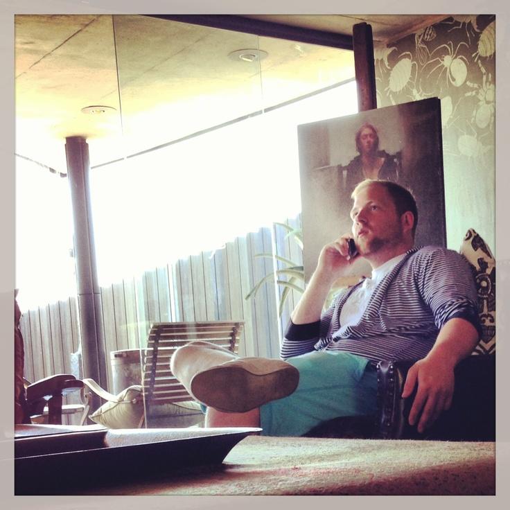 circa penthouse . . . what a life #circagallery #artfulliving
