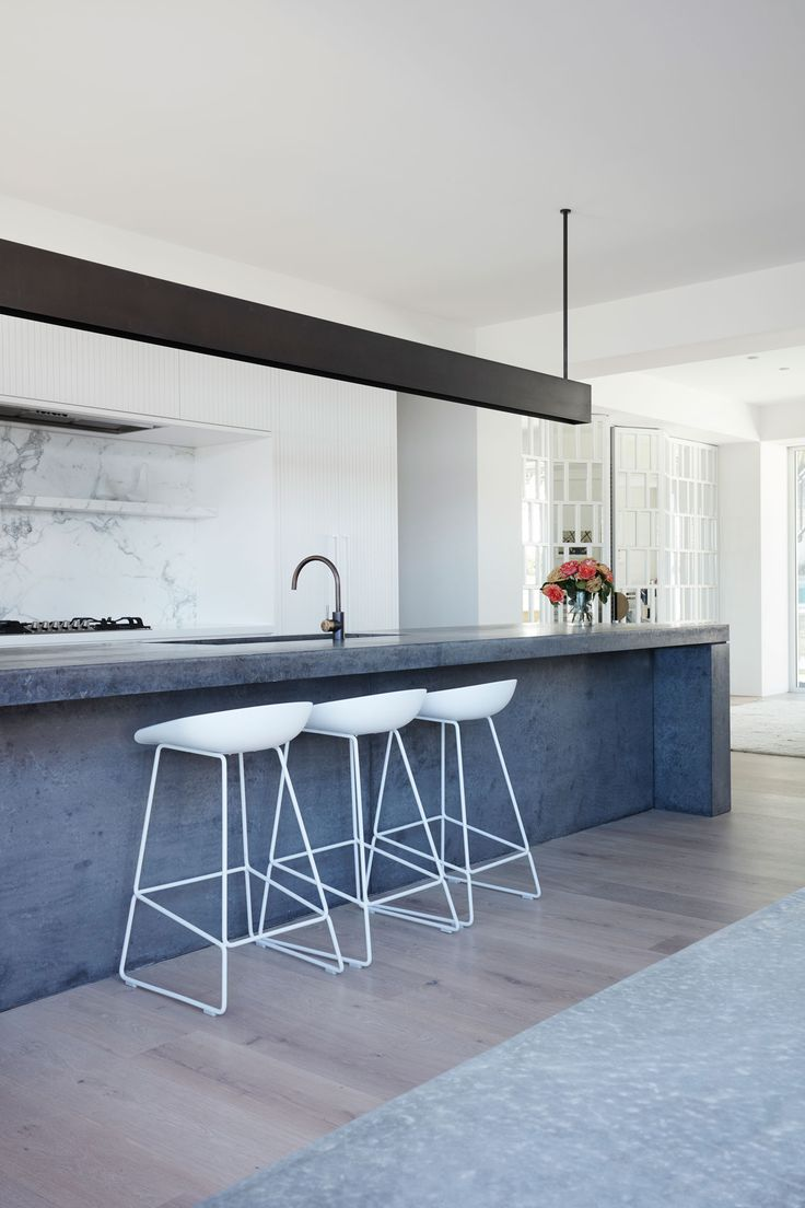 Clovelly House by Madeleine Blanchfield Architects | Yellowtrace - Yellowtrace | #kitchen