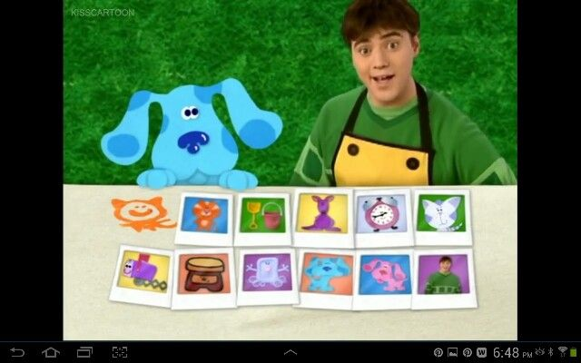 99 best images about Blue's Clues Episode on Pinterest