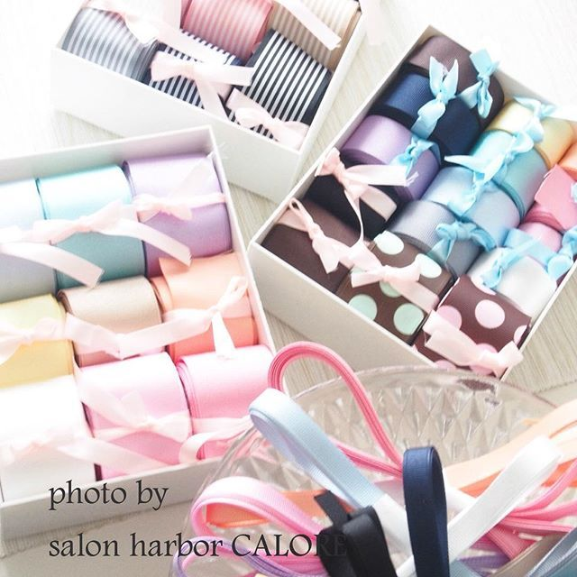 ◆salon harbor CALORE◆KOBE @saloncalore_kobe リボンもたくさん...Instagram photo | Websta (Webstagram)