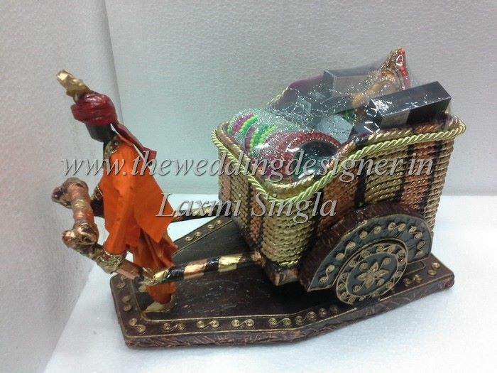 cart of bangles to gift