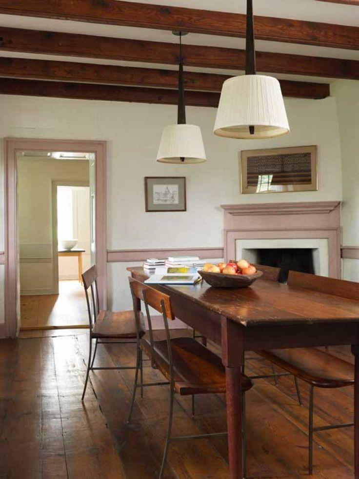 Shaker Simplicity in einem Steinhaus   – Beautiful