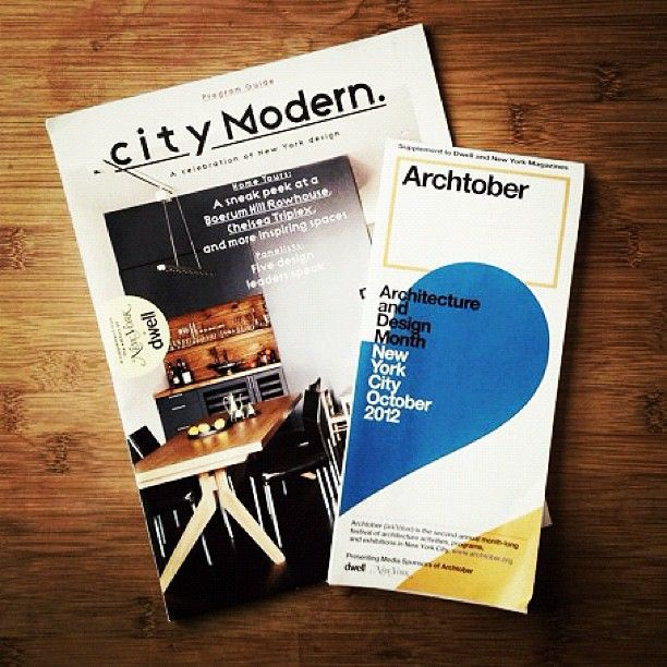 Danke to @selectism for writing about Dwell's collab with NYMag and AIA Archtober. Coming soon to NYC!Thu Sep, York Magazines, Cities Modern, Sep 13, Magazines Cities, Dwell Collab, 13 2012, Aia Archtob
