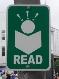 ReadBook Lovers, Book Worms, Book Art, Book Reading Libraries, Street Signs, Fun, Things Book, Hobbies Book, Reading Signs