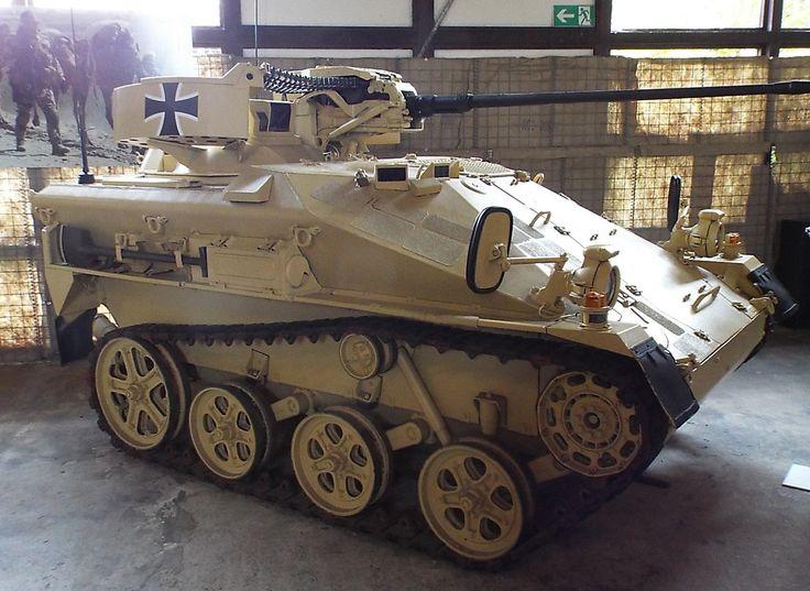 Waffenträger Wiesel 1 1990 Panzer Museum Munster