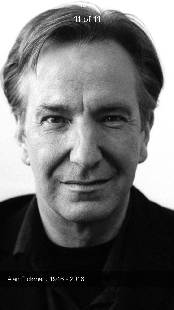 7 best Alan Rickman - 1975 images on Pinterest | Alan rickman ...