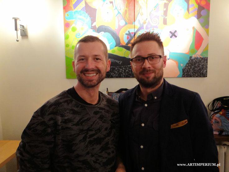 Marcin Painta i Maciej Muszyński