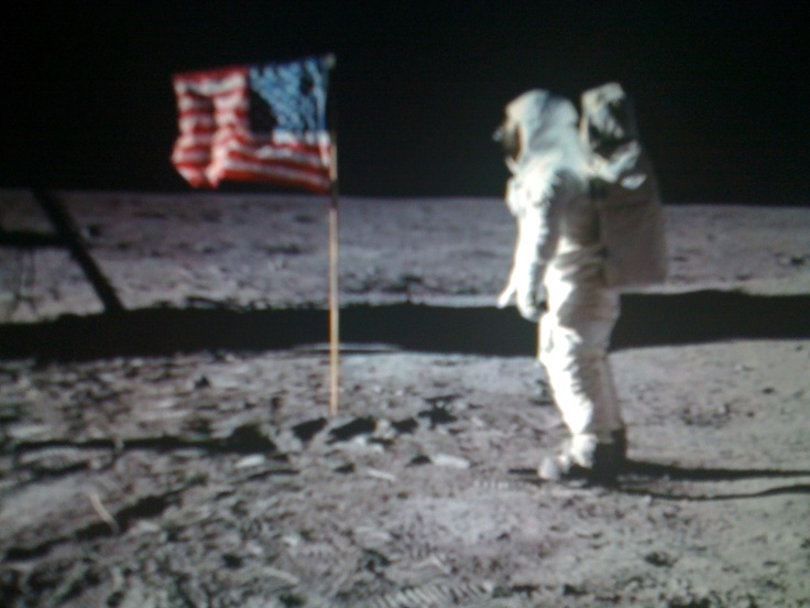 First moon landing... | The Universe Supports You | Pinterest