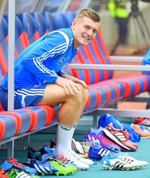Alifetimemadridista - Kroos #footballislife