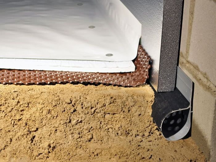 Crawl Space Insulation in Delaware & Maryland | Crawl Space Wall Insulation in Dover, Pike Creek, Newark, DE & MD