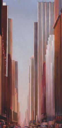 Mark Innerst, Mid-Day - 2014 on ArtStack #mark-innerst #art