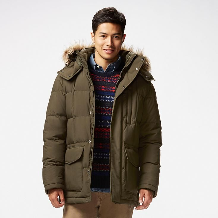 1000  ideas about Mens Down Jacket on Pinterest | Canada goose