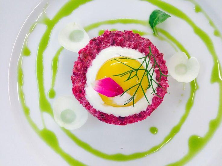Tartare végétal. Alain Passard