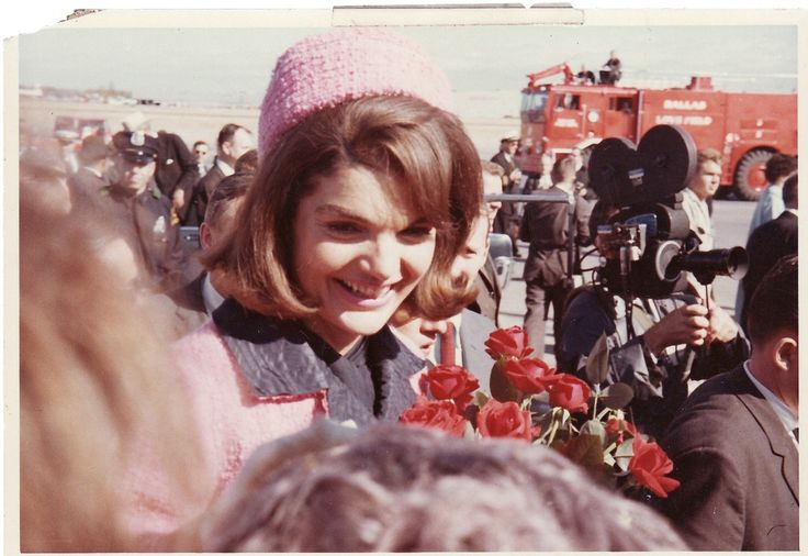 Incense and Peppermints, honey–rider:Jacqueline Kennedy - November 22, 1963