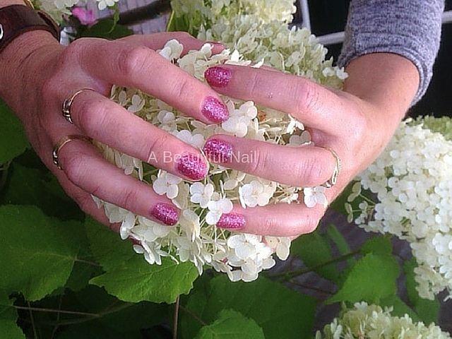 Gellak glitters #Gellak #Nagels #Nails