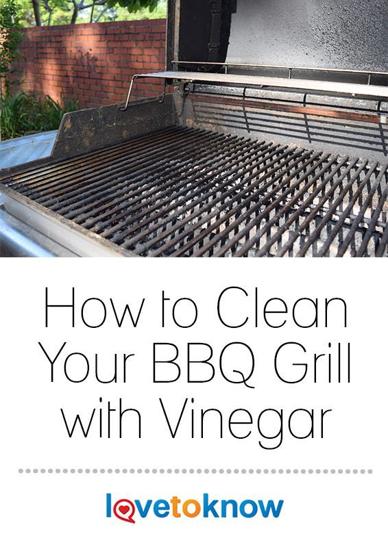 Cleaning Bbq Grill With Vinegar Cleaning Barbecue Grill How To