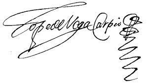 Lope de Vega |  Doble Máster en Pericia Judicial Caligráfica, Documental y Grafológica | Curso Técnico en Pericia Judicial, Caligráfica y Documental | Instituto Europeo Campus Stellae