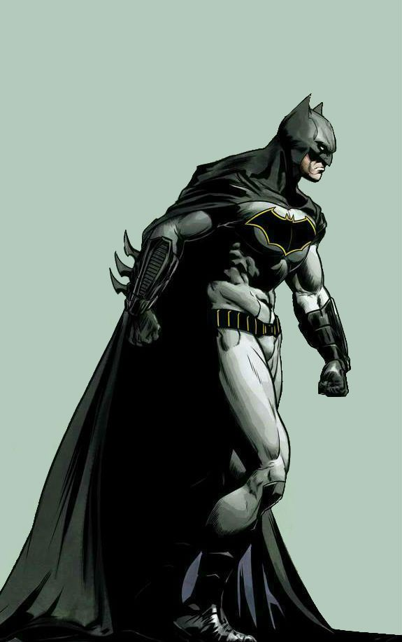 Batman by Mikel Janin