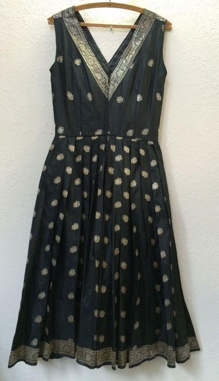 Vintage dress maker striptease - 4 3
