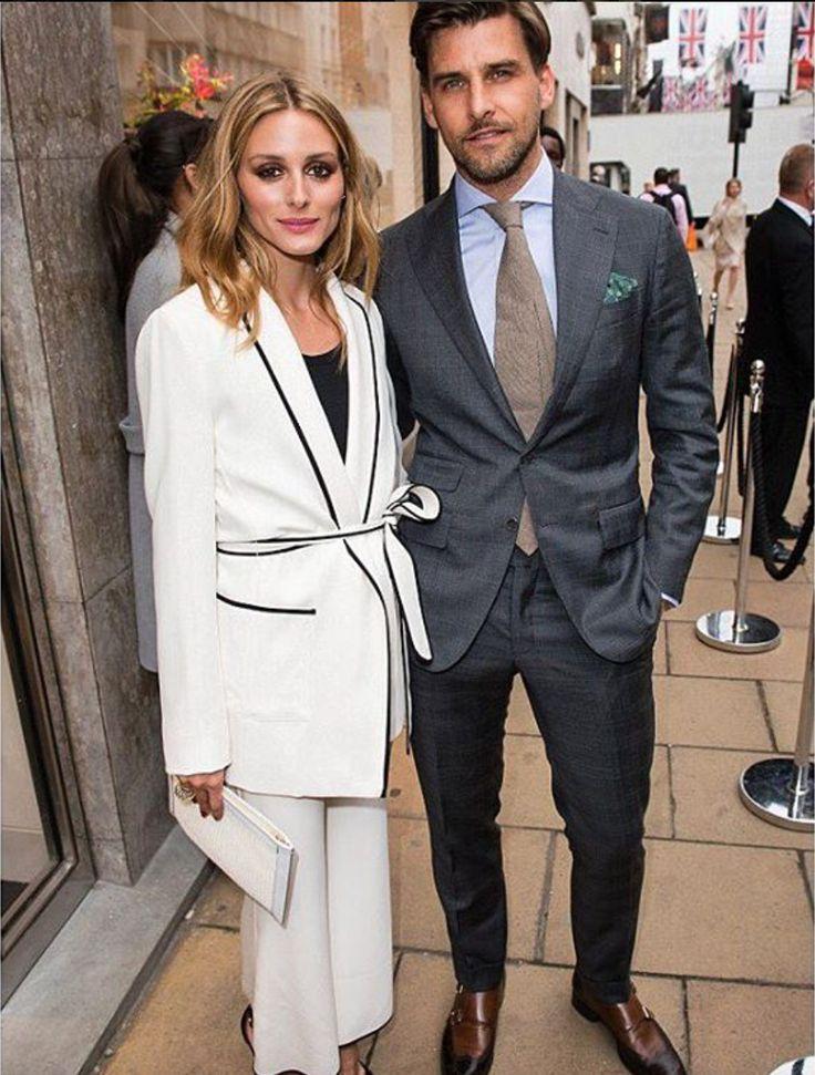 #OliviaPalermo #OP #JohannesHuebl #Couple #Sundays  Pics taken from Johannes Huebl's Instagram account @johanneshuebl.