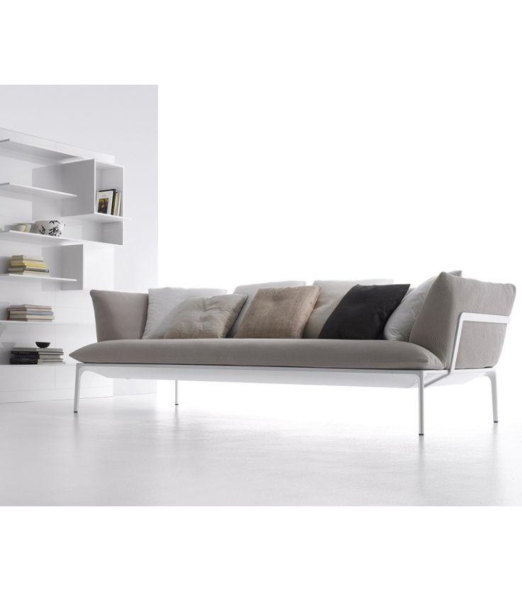 Charming Yale 3 Seater Sofa MDF Italia | MODULAR SOFA | Pinterest | 3 Seater Sofa,  Changu0027e 3 And Italia Ideas