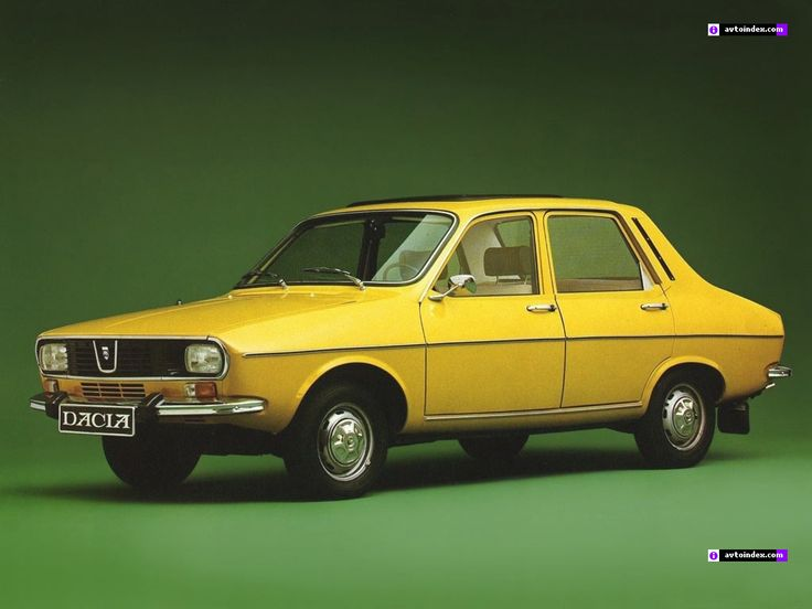 The DACIA 1300. Communist Romania's flagship car. http://en.wikipedia.org/wiki/Dacia_1300