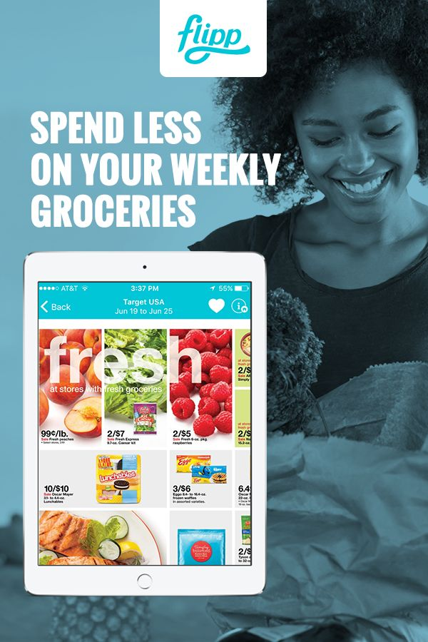 Start saving money straight from your iPhone or iPad with Flipp—the must-have app for your weekly shopping. Get the latest circulars and coupons from your favorite stores including Walmart, Target, Family Dollar, Walgreens, Kroger, and over 800 more retailers. Download the free app to get started.