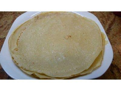Imagenes crepes con thermomix 250 gramos de harina de repostería 500 gramos de leche 2 huevos 1 cucharada de aceite de oliva 1 pellizco de azúcar 1 pellizco de sa