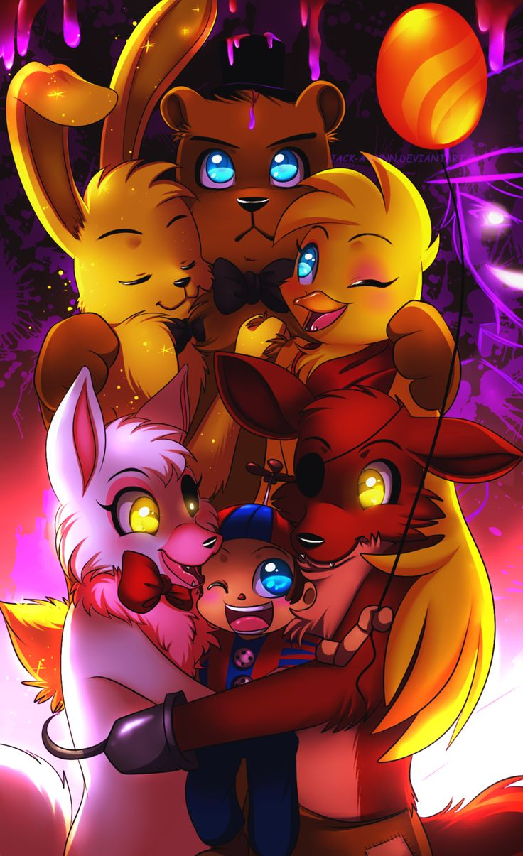 167 Best Fnaf Birthday Images On Pinterest  Freddy S -7439