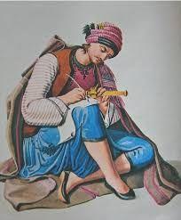 Έλληνας έμπορος του 18ου και 19ου αιώνα.