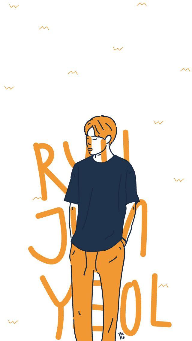 ryu jun yeol BY. theold #ryujunyeol
