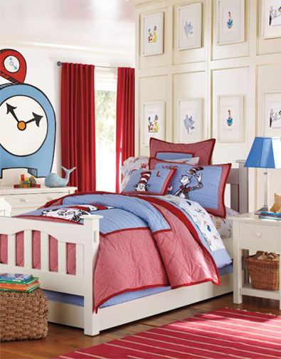 42 best Kids Dr. Seuss Room images on Pinterest | Child room, Dr ...