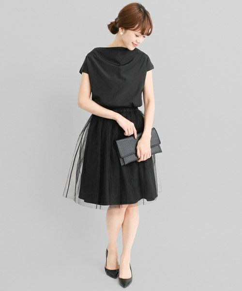 DOORS セパレートチュールドレス(ドレス)|URBAN RESEARCH DOORS WOME...(アーバンリサーチ ドアーズ ウィメンズ)のファッション通販 - ZOZOTOWN