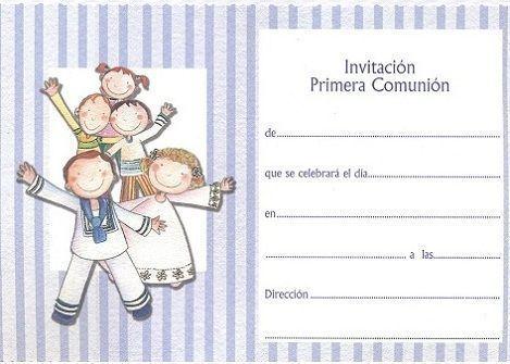 134 best images about fiesta primera comunion on pinterest - Hacer tarjetas de comunion ...