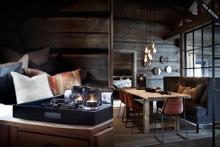 "301 Likes, 7 Comments - Elin Fossland (@elinfossland) on Instagram: ""#alpinstova #mountaincabin #daybed #slettvoll #interiordesign #arkitektfossland #efhousedressing…"""