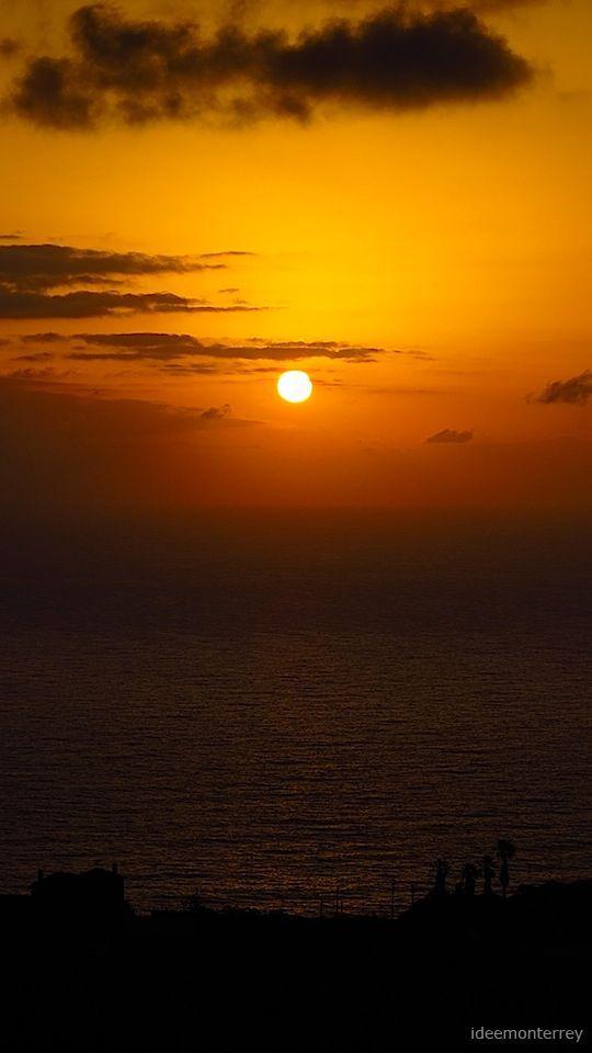 Amanecer 6 julio 2014 #sunrisephotography #airphotography #lapalmalaislabonita #canarias