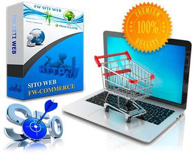 Siti web e-commerce da alto tasso di vendite on-line, grazie ad uno studio di marketing strategico abbinato ad uno studio di settore che centra sempre l' obbiettivo. http://www.fwsitiweb.it/creazione_siti_web_e_commerce/creazione_siti_vendita_online.html
