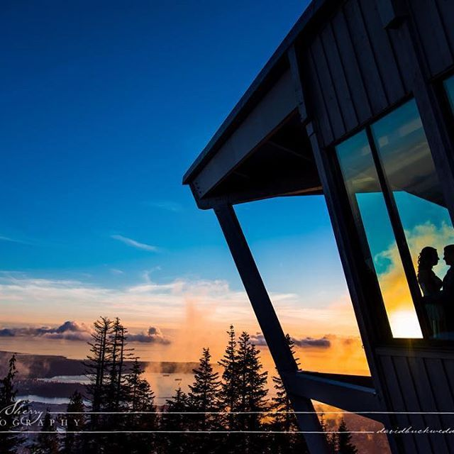 Grouse Mountain Wedding  #wedding #vancouverweddingphotography