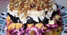 Салат «Графский»: самое лучшее блюдо из отварной свеклы! Шубу больше не готовим | KaifZona.Ru