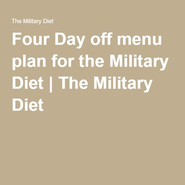 The 25+ best Military diet ideas on Pinterest