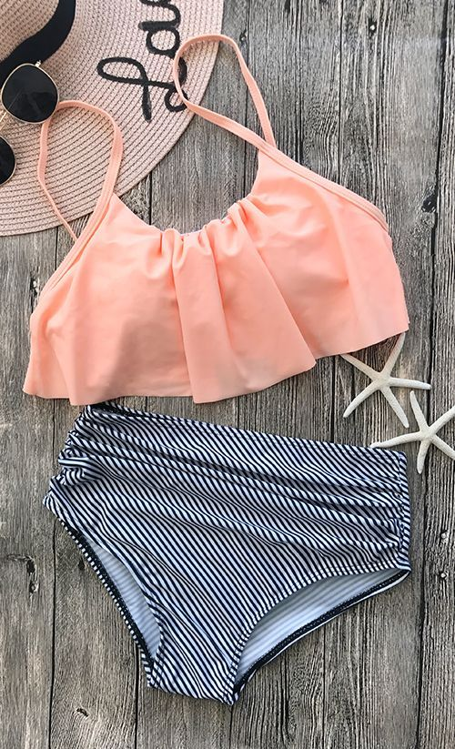 Get better one here! Show off glimpses of skin with this hot bikini set. - - sea... 14