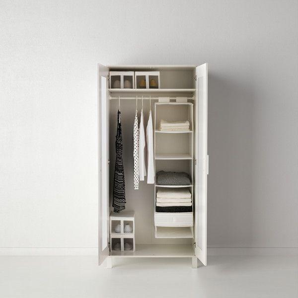 Ikea Aneboda Wardrobe Armoire White ~   armoires, ikea, wardrobe, storage armoire, white wardrobe, storage