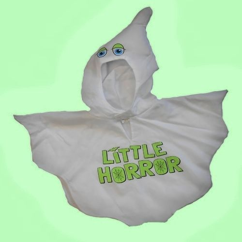 Kids Halloween Costumes - Cute Ghost Costume - Little Horror