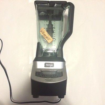 Ninja Professional Blender BL660 Total number Crushing 1100 Watts
