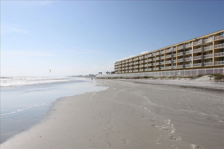 Oceanfront Villas Folly Beach Rental