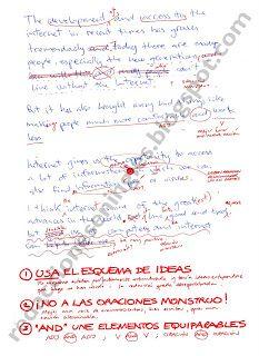 redacciones en inglés: EXAMEN: PAU ANDALUCÍA 2009 modelo 5: a